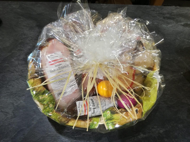 Osterkorb -Geschenkskorb: