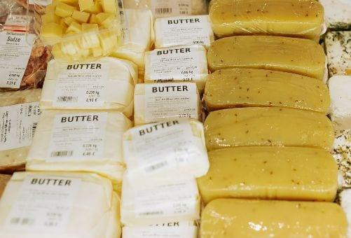 Butter Versandeinheit