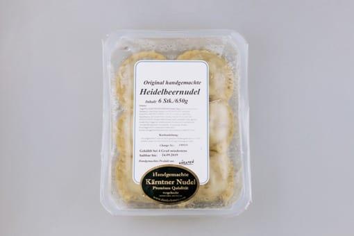 Heidelbeer Nudel
